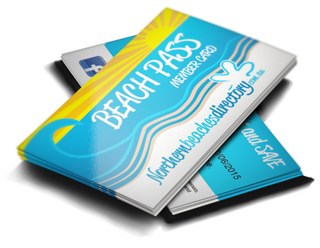 Northern Beaches Directory Beach Pass